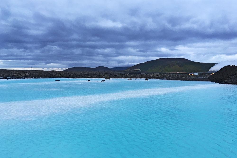 Blue Lagoon, road trip Islande