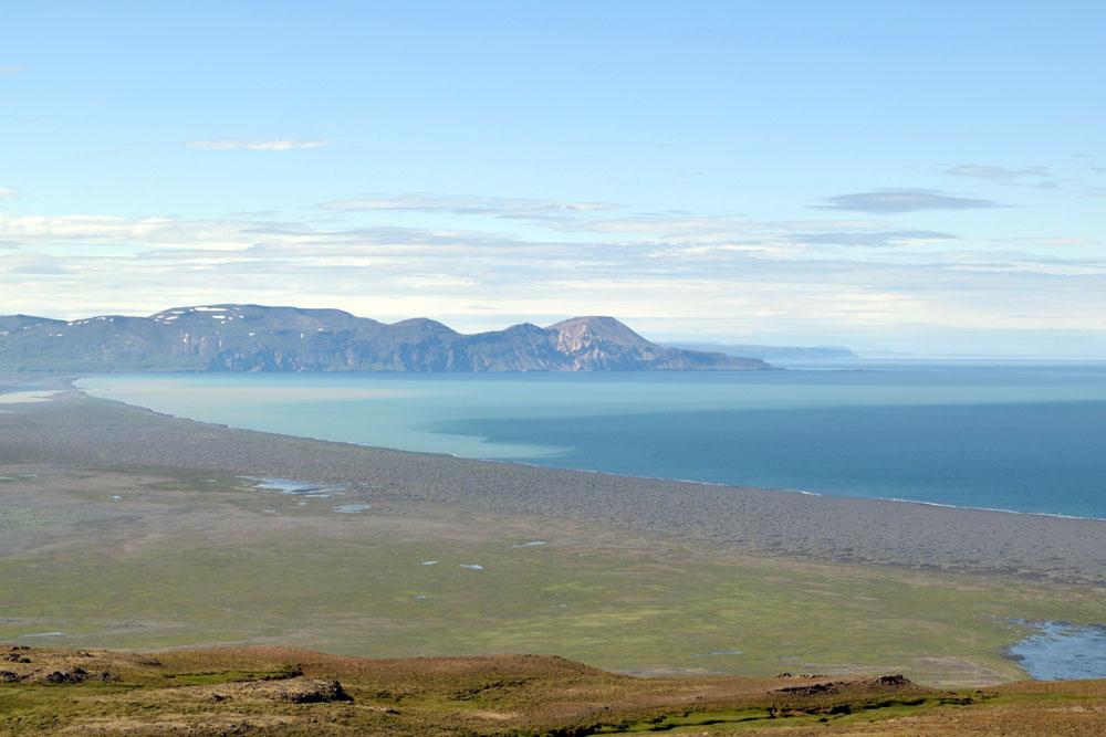 Route 94 vers Borgarfjörður Eystri, Islande