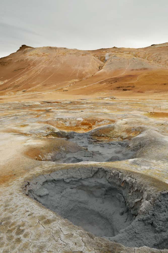 Hverir, road trip Islande