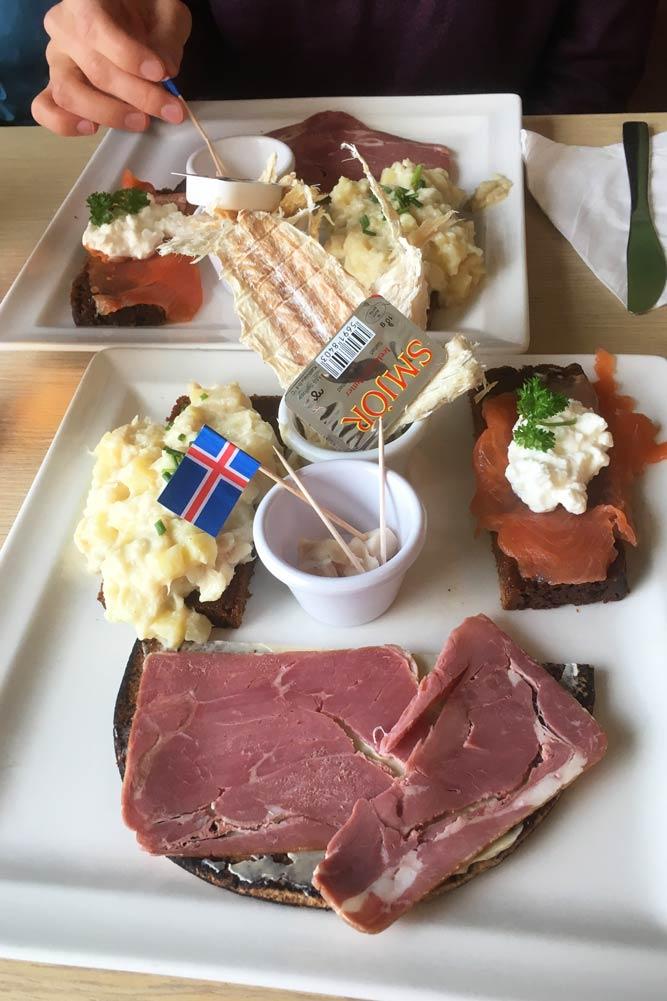 Café Loki, Reykjavik, Islande
