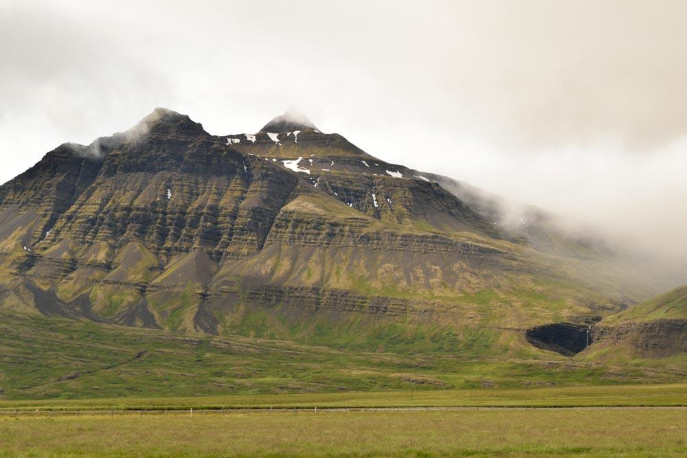 Road trip Islande, Flögufoss