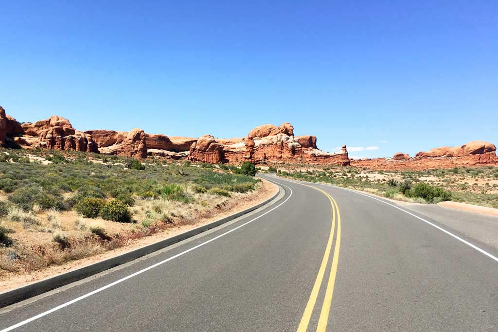 Road trip USA 6 semaines