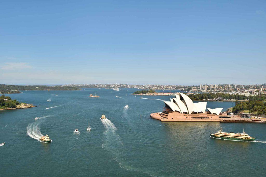 Visiter Sydney en 2 jours