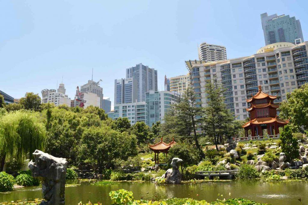 Jardin Chinois de l'Amitié