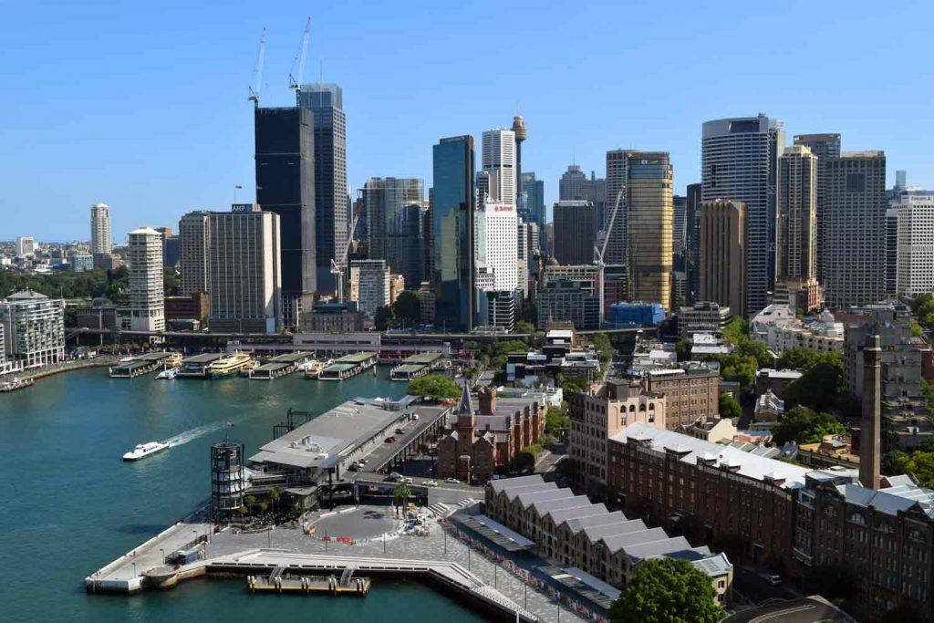 Visiter Sydney en passant par Circular Quay
