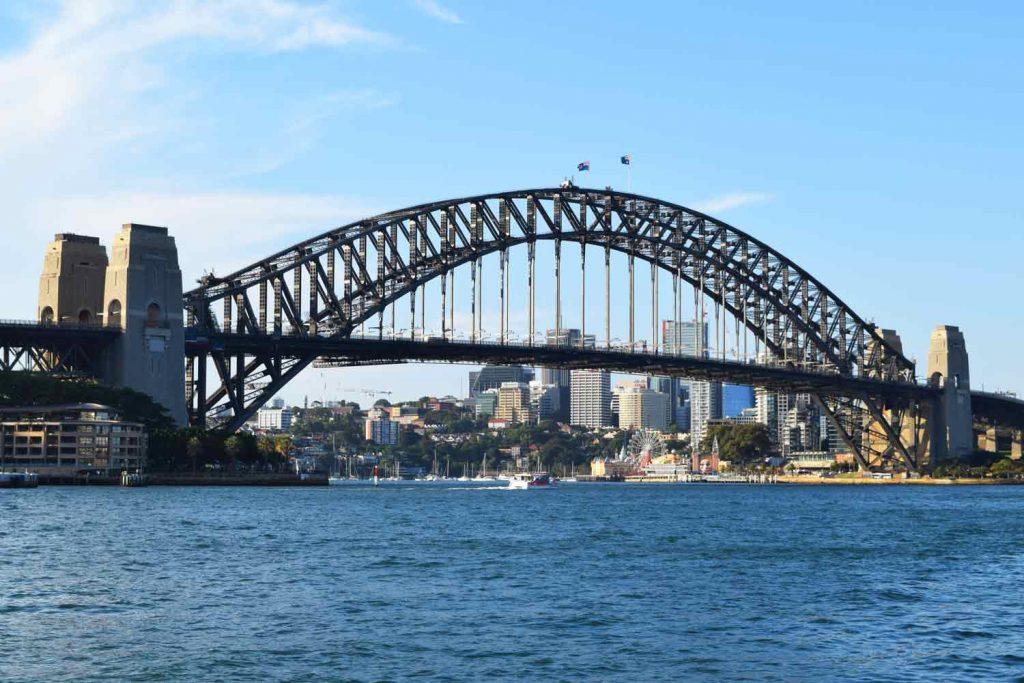 Visiter Sydney et le Harbour Bridge