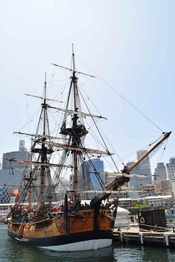 Visiter Sydney et le National Maritime Museum