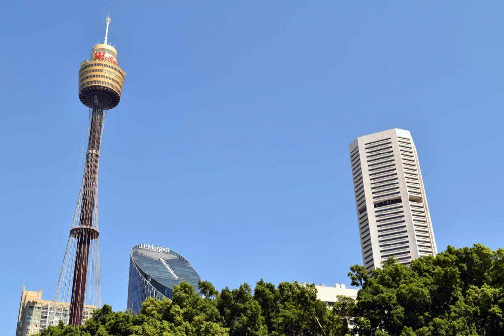 Visiter la Sydney Tower Eye