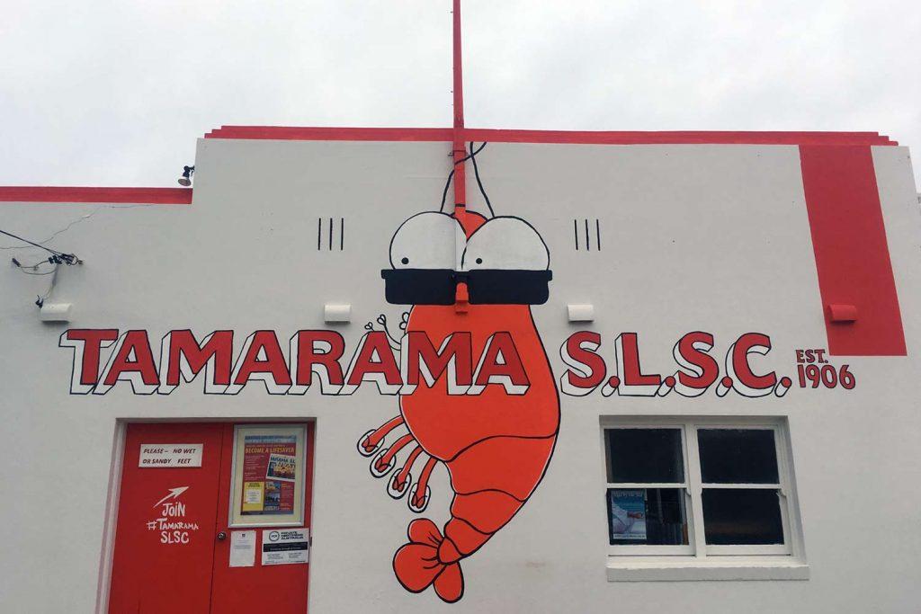 Tamarama Surf Live Saving Club