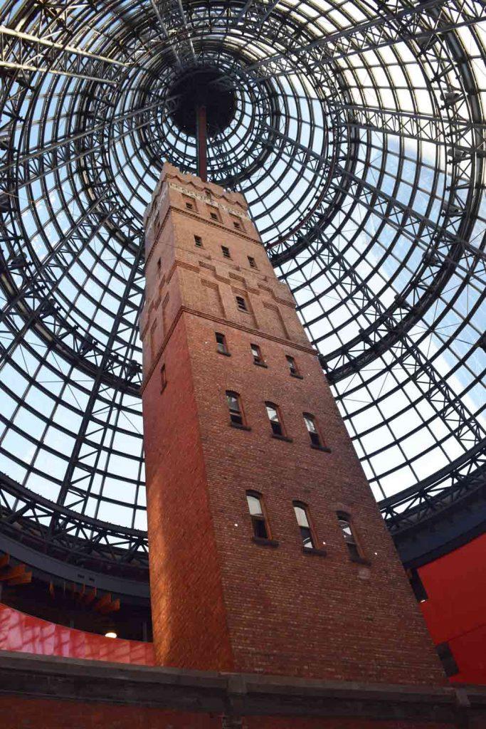Visiter Melbourne et La Trobe Tower