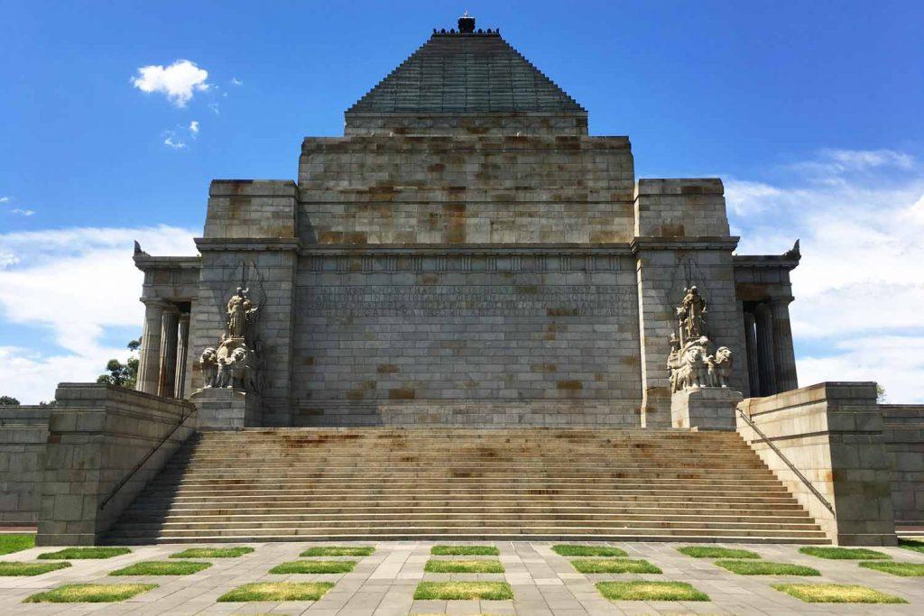 Le Sanctuaire du Souvenir de Melbourne