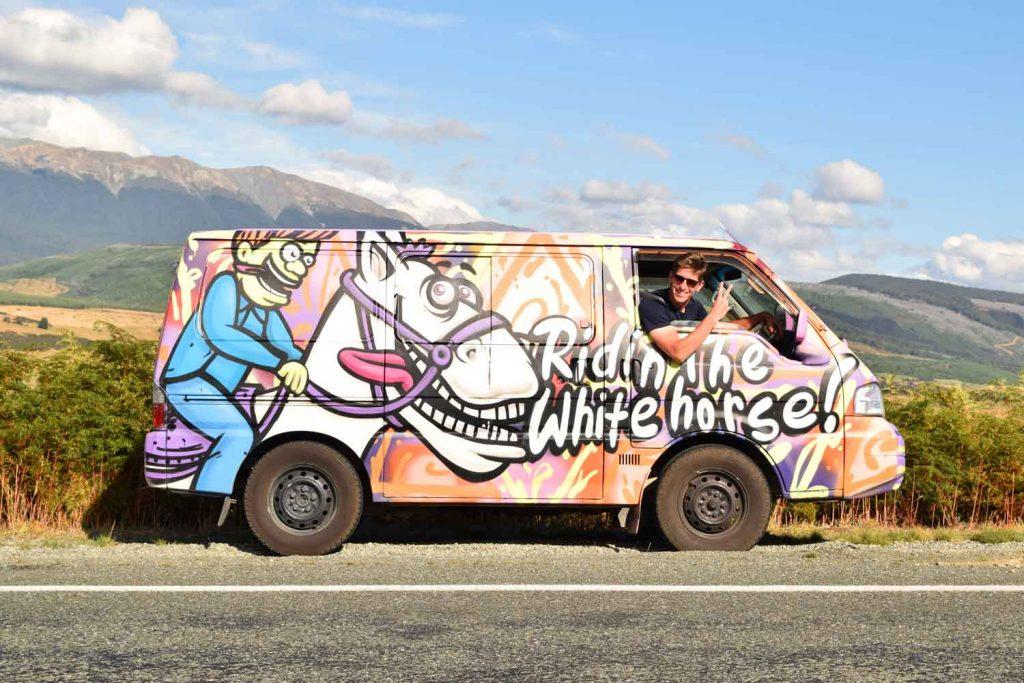 road trip Nouvelle Zélande un mois