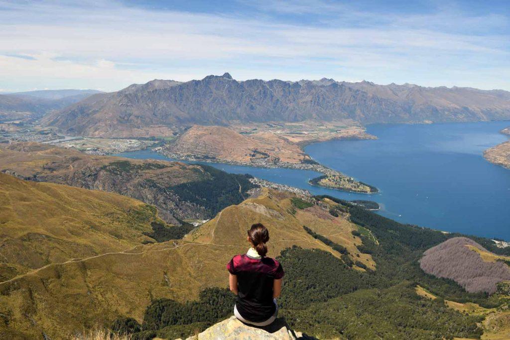 Road trip en Nouvelle Zélande - Queenstown