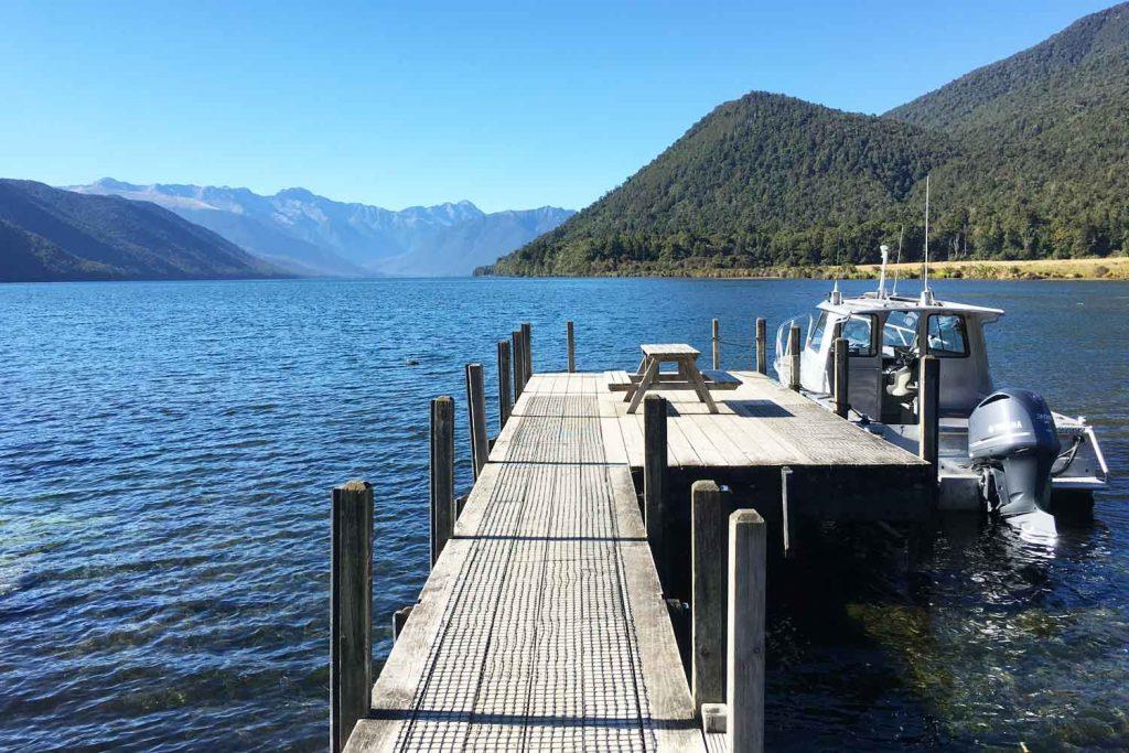 Rotoroa, Nelson Lakes National Park Nouvelle Zélande