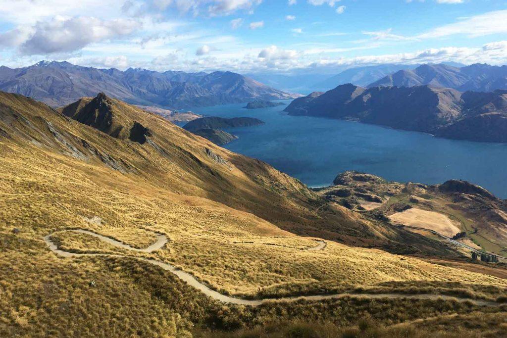 Road trip à Wanaka en Nouvelle Zélande
