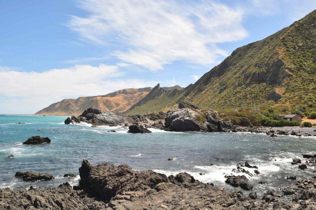 Cape Palliser en Nouvelle Zélande