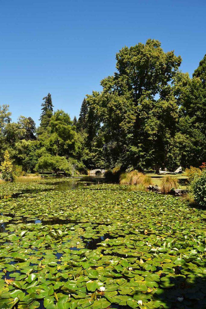 Les Queenstown Gardens