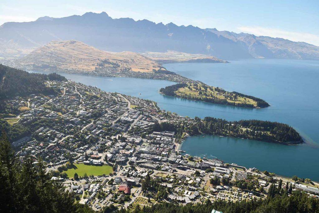 Queenstown Nouvelle Zélande