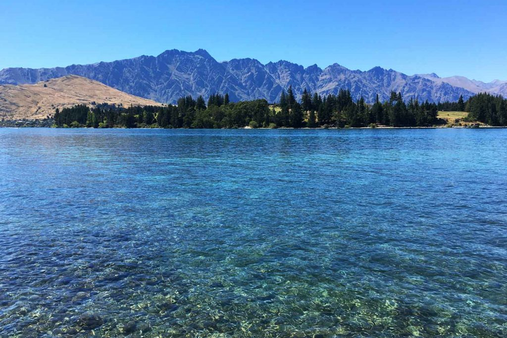 Visiter Queenstown et le lac Wakatipu