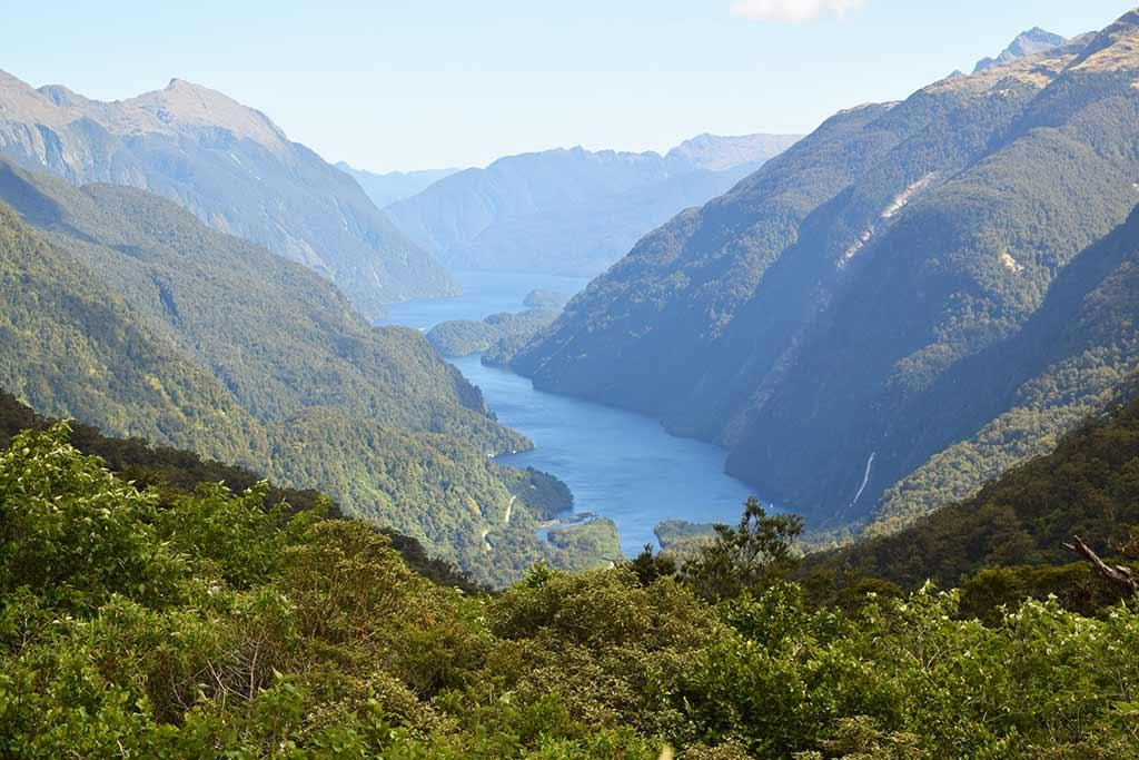Doubtful Sound Nouvelle Zélande