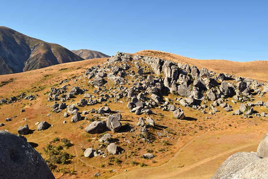 Arthur's Pass Castle Hill
