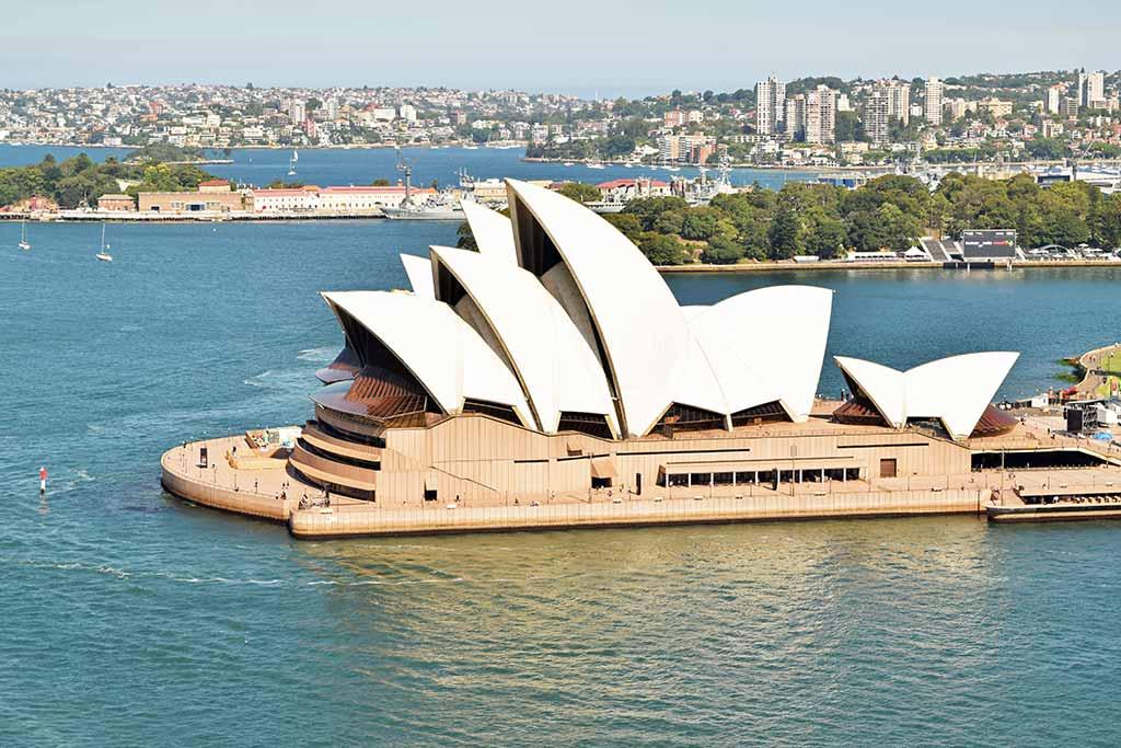 Budget tour du monde australie