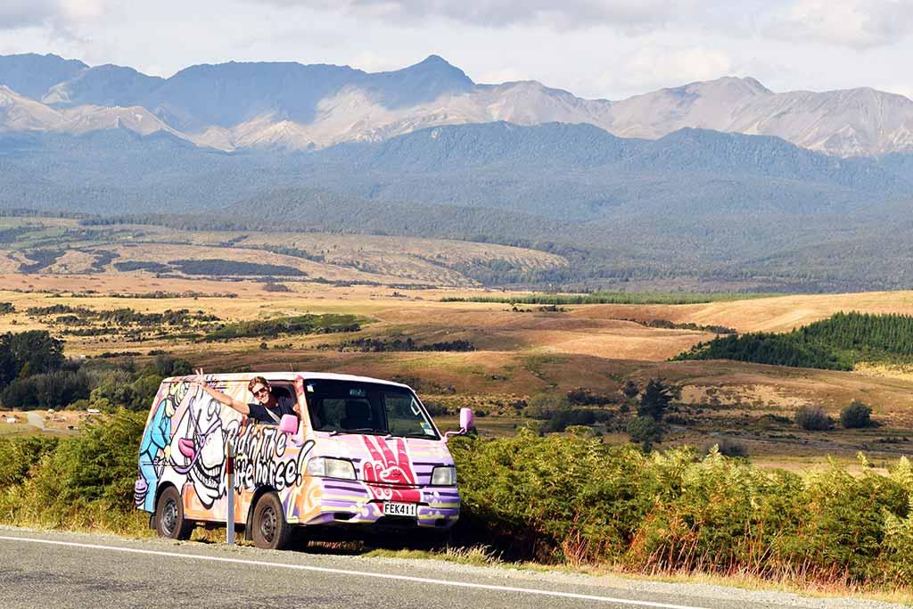 Budget voyage Nouvelle Zélande