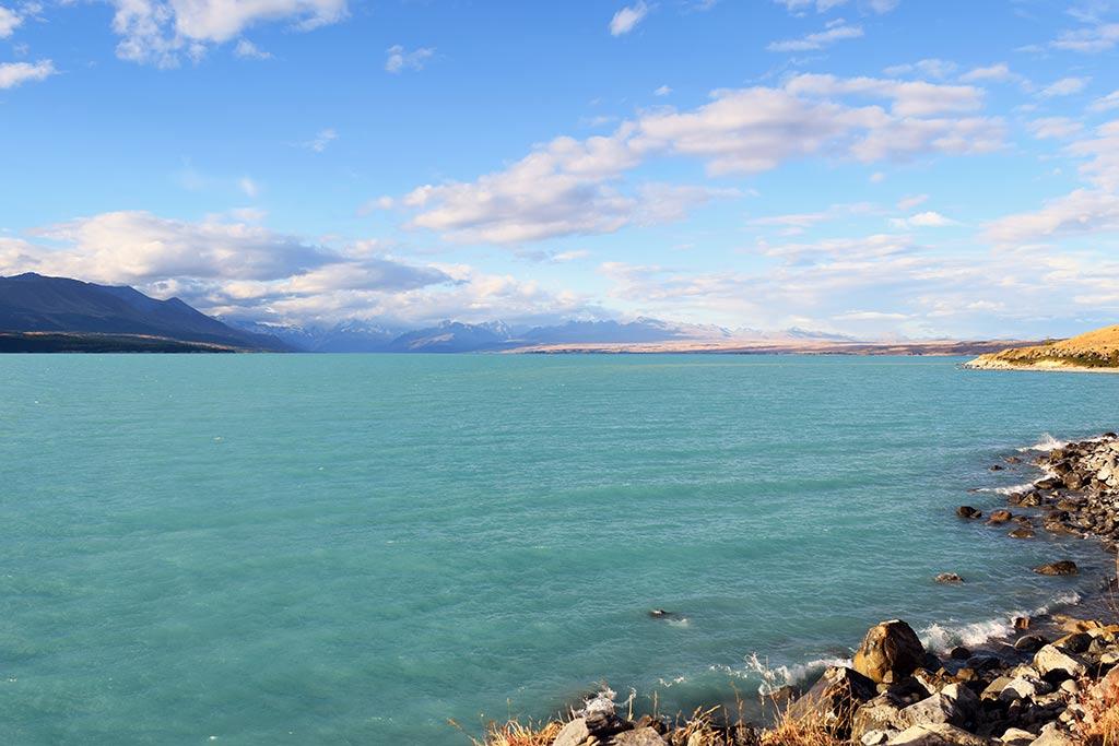 Mont Cook et Lac Pukaki
