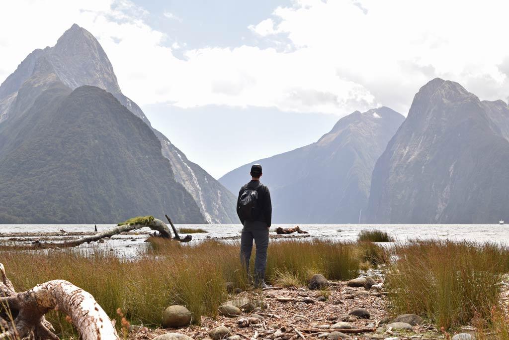 Road trip Te Anau Milford Sound