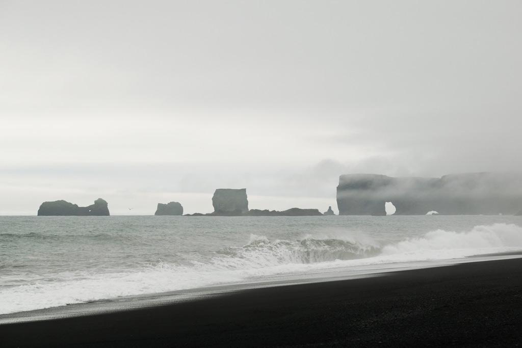 Vík í Mýrdal Reynisfjara
