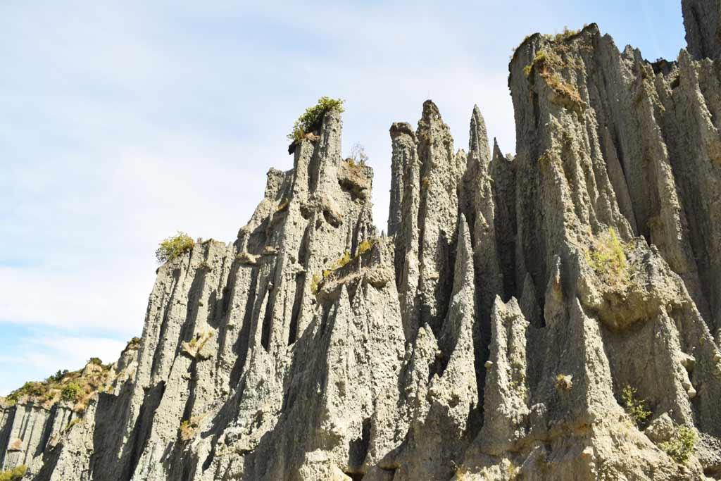 Putangirua Pinnacles Nouvelle Zélande