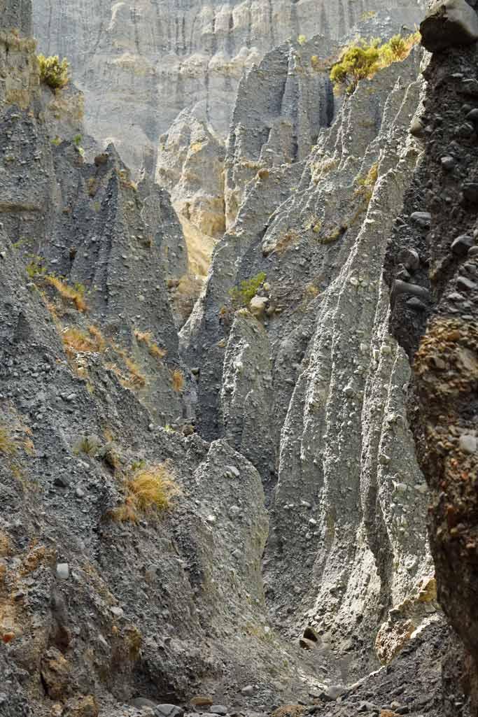 Putangirua Pinnacles Segneur des Anneaux