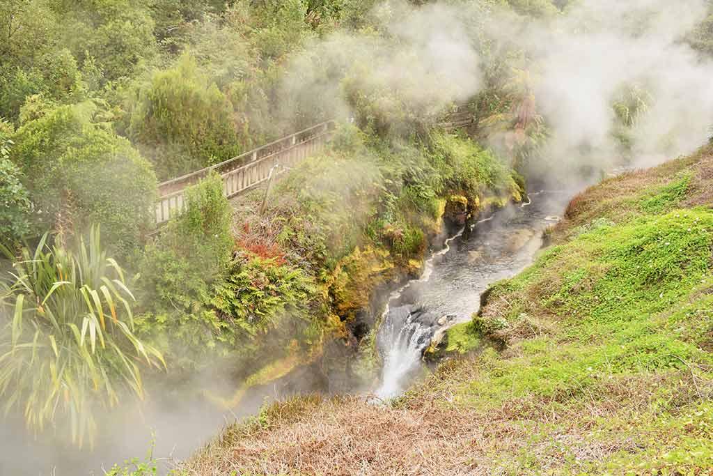 Géothermie Rotorua