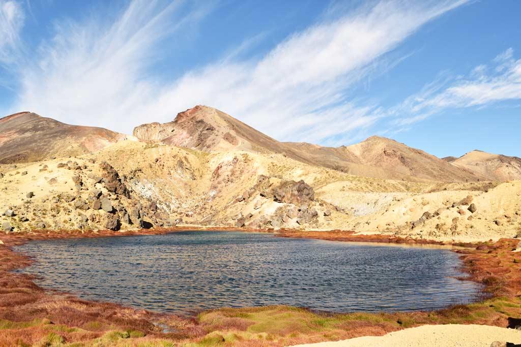 Lac Tongariro Alpine Crossing
