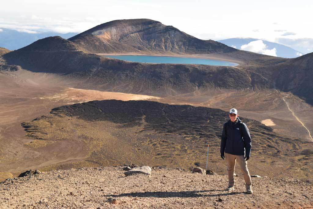 Rando Tongariro Alpine Crossing