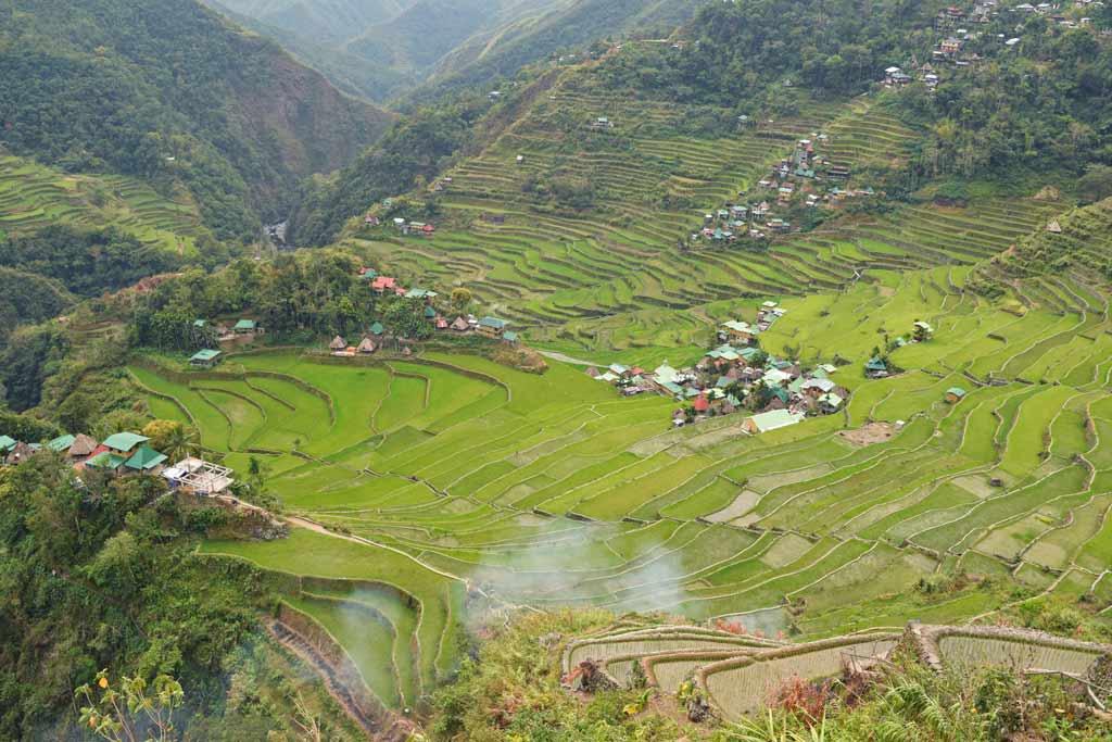 Batad aux Philippines