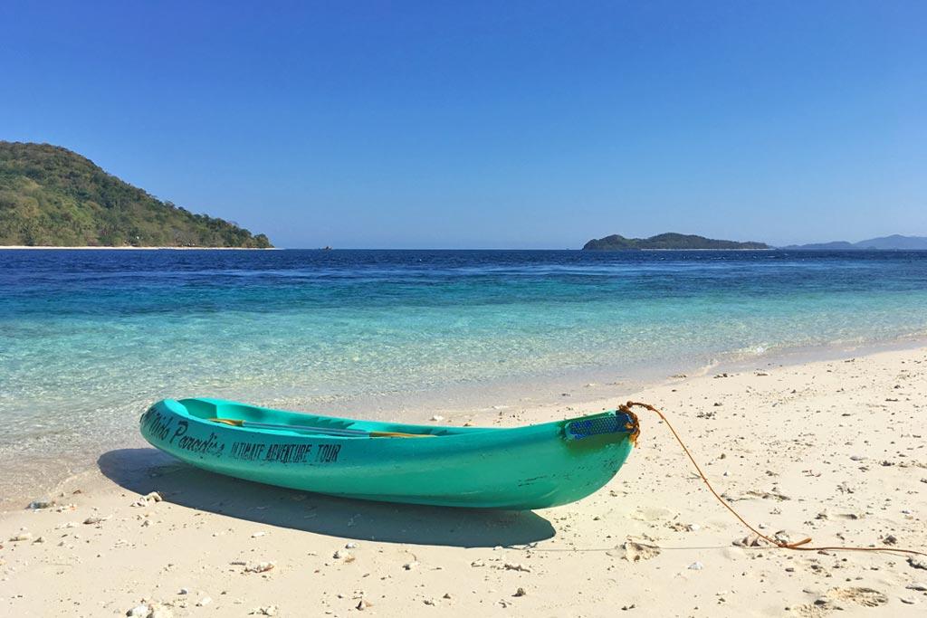 Kayak El Nido Paradise