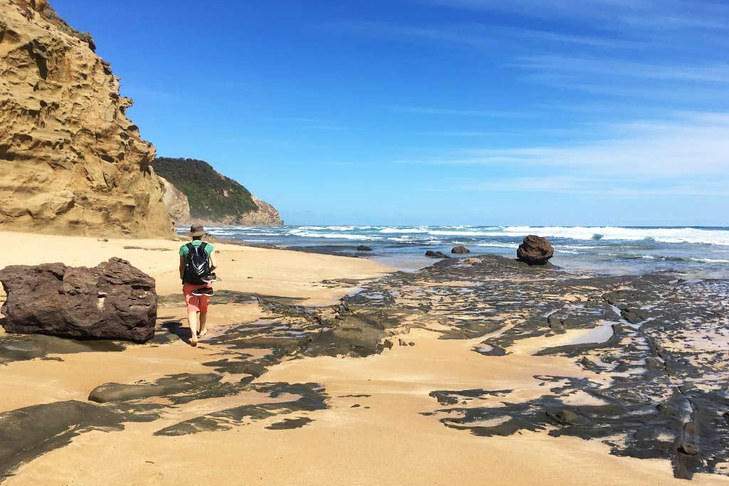 Wreck Beach Australie