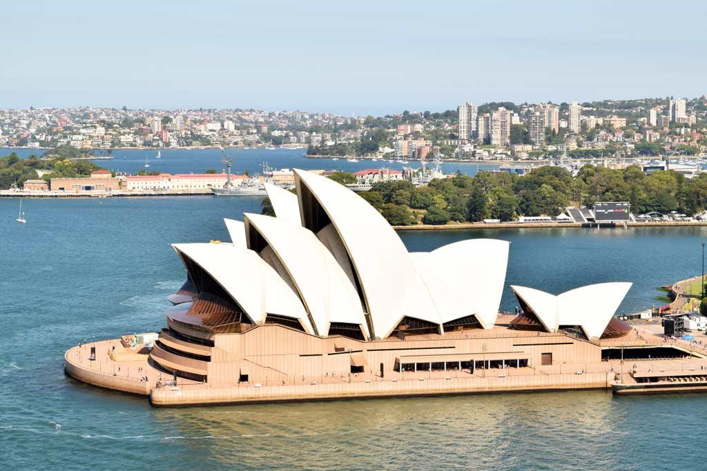 itinéraire australie