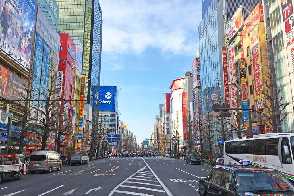 Visite de Tokyo en 5 jours