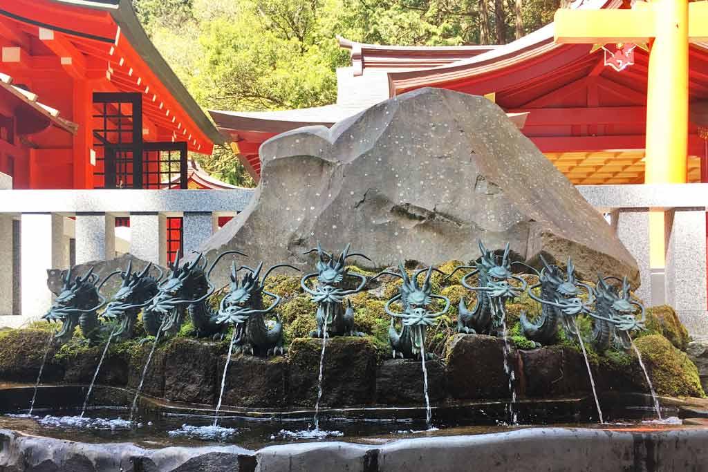 Japon Hakone