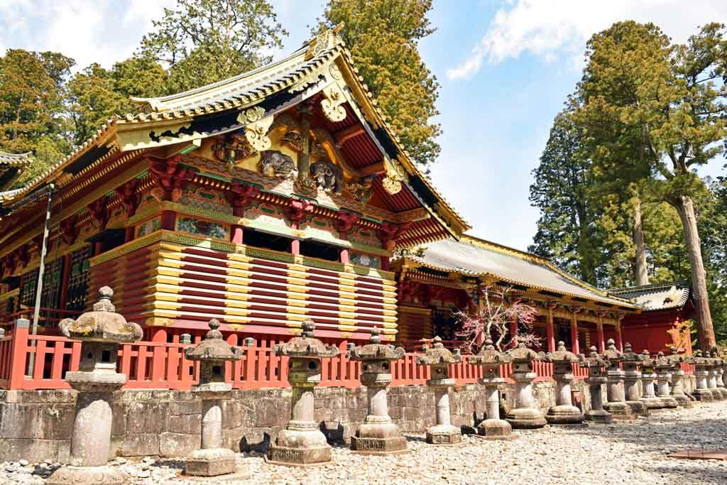 Sanctuaire de Nikko