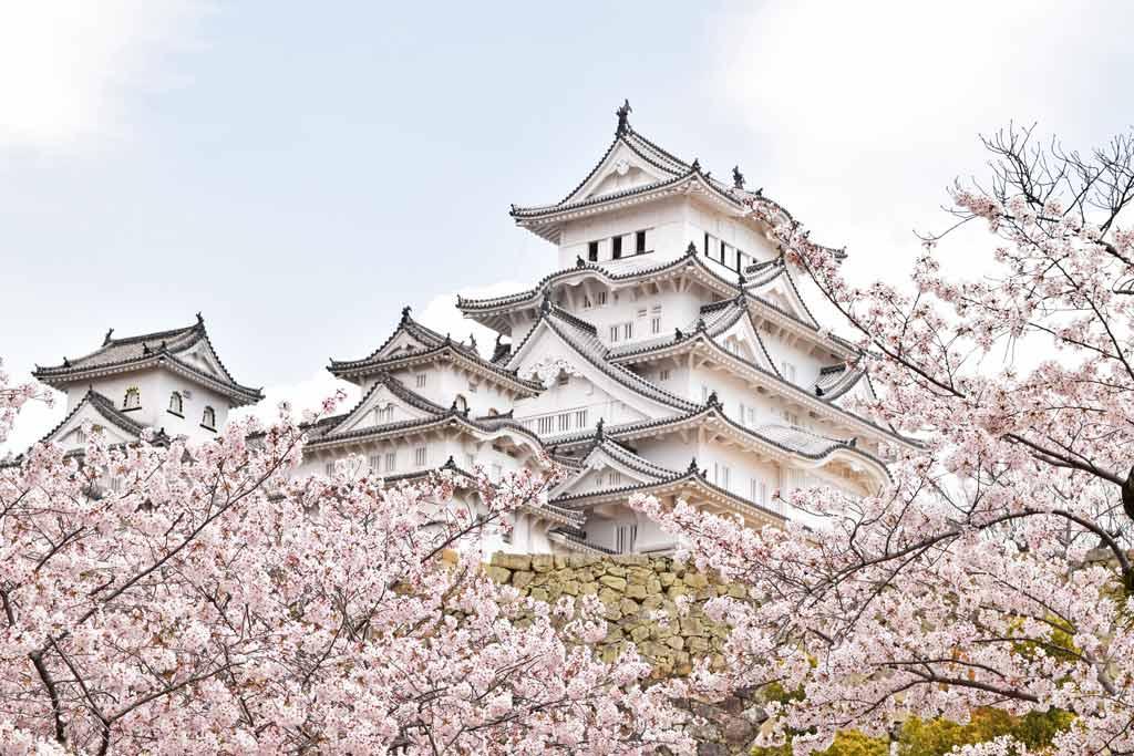 Château de Himeji Japon