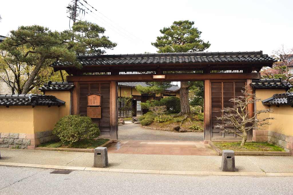 Maison samouraï Takada Kanazawa