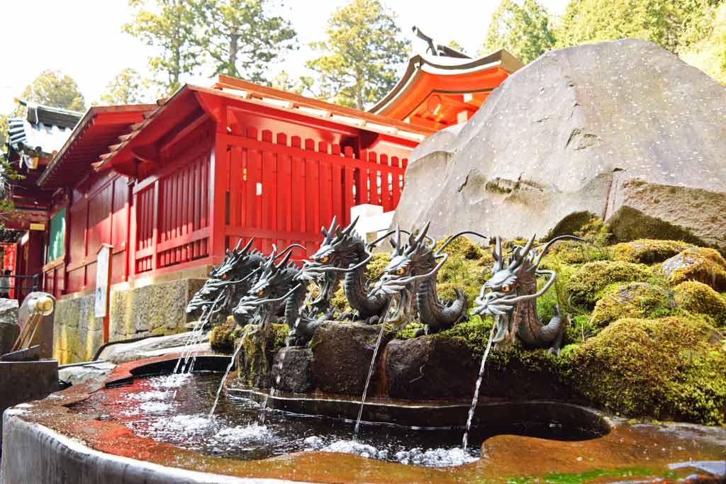 Sanctuaire Hakone Jinja