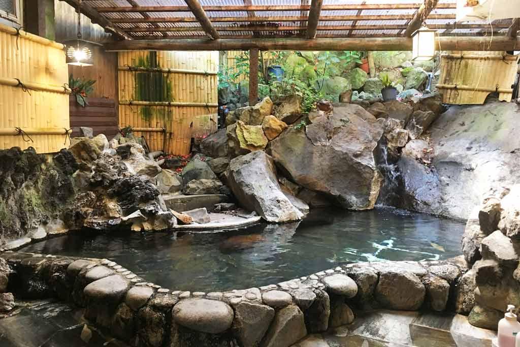 Onsen Hakone Japon
