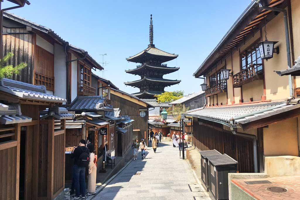 visiter kyoto 3 jours