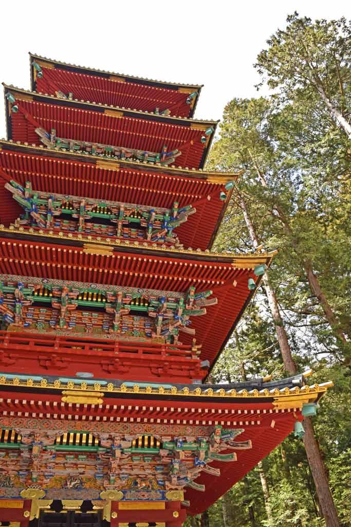 Pagode de Nikko
