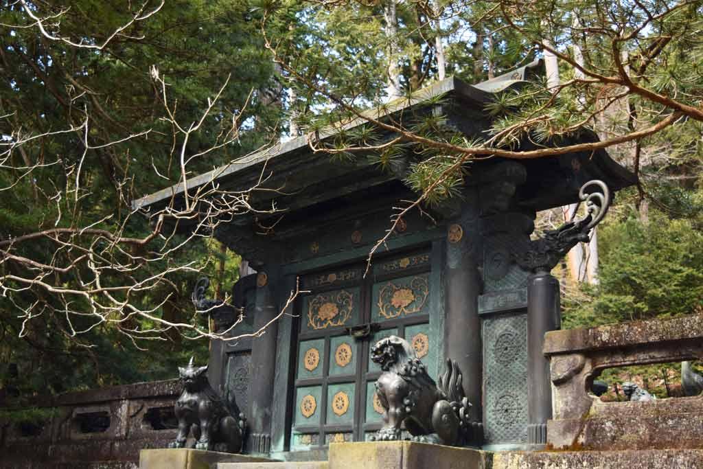 Tombe Tokugawa Ieyasu