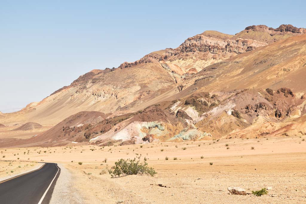 Artists Palette Death Valley
